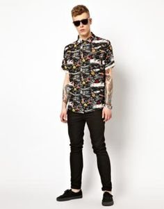 camisa floral masculina havaiana - Pesquisa Google