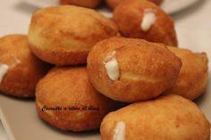 Bomboloni fritti al formaggio | Cucina a ritmo di blues