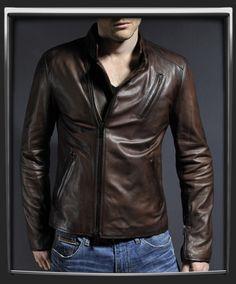 Iron Man Tony Stark replica leather jacket by Soul Revolver 75508c35f