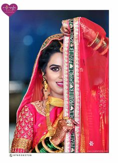 Wedding photographers from Pune, India and love to preserve Wedding memories in creative way. Hindu Wedding Photos, Indian Wedding Poses, Indian Bridal Photos, Indian Bride Photography Poses, Indian Wedding Couple Photography, Bridal Photography, Beautiful Indian Brides, Up Girl, Dulhan Pic
