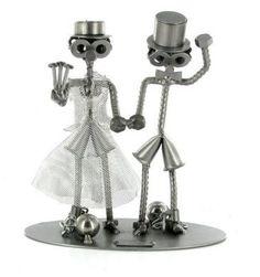 Hinz And Kunst Wedding Ball And Chain Figures @Shelly Figueroa Gilmore