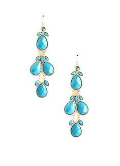 True and Blue Earrings