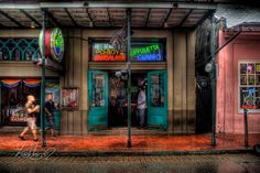 New Orleans by Rob Webster Fine Art and HDR Photogrpahy