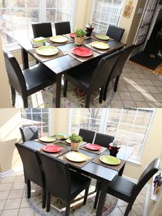 Dining Sets Two Chair Dining Table Set Kitchen Counter