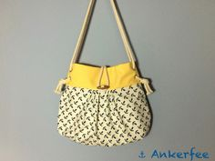 Handtasche ⚓ Smilla von ⚓ Ankerfee auf DaWanda.com