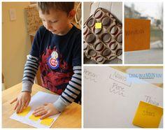 Hands-on Grammar Activity for Kids: Go on a Noun Hunt!
