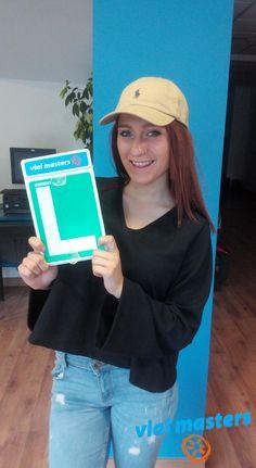 Silvia ya tiene su carnet de conducir. No hay nada como ir preparada para llegar al examen con seguridad. ¡Enhorabuena Silvia! ¡Disfrútalo mucho!  Más en http://vialmasters.es