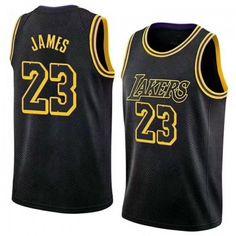 Camiseta de Baloncesto,Camiseta de Baloncesto para Hombre-Ropa de Baloncesto de Verano # 23 Classic Jersey-Top sin Mangas Bordado Premium