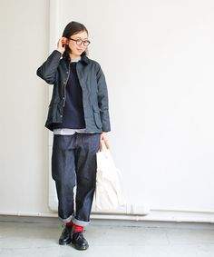 Barbour(バブアー) CLASSIC BEDALE | STRATO BLOG