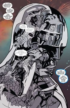 Comics and nothin' but — Silver Surfer: The Best Defense art by. Marvel Comic Books, Comic Book Heroes, Marvel Characters, Marvel Heroes, Comic Books Art, Comic Art, Marvel Comics, Book Art, Fictional Characters