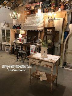 ChiPPy! - SHaBBy!: YESTERDAY'S ChiPPy-SHaBBy HOME S*A*L*E... July 2017