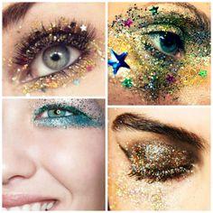 papo serio demulher: Ideias de maquiagem para o Carnaval 2014