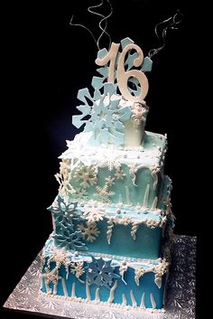Long Island Custom Cakes Sweet Sixteen Birthday Celebrations