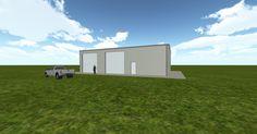 Cool 3D #marketing http://ift.tt/2oooDev #barn #workshop #greenhouse #garage #roofing #DIY