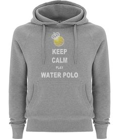 H2OTOGS Keep Calm and Play WP - Unisex Hoody - Various Colours