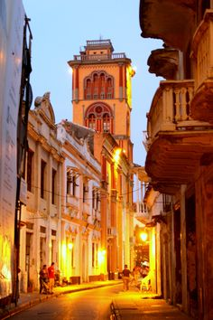Cartagena de Indias. Beautiful. <3 On our list for this year.