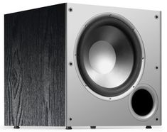 Polk Audio Powered Subwoofer - Featuring High Current Amp and Low-Pass Filter