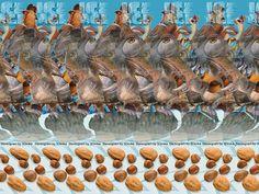 Ice Age Stereogram by 3Dimka on deviantART