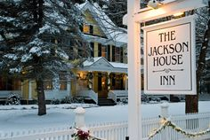 Welcome to our Woodstock, Vermont bed and breakfast. Our refined country inn offers a romantic getaway for couples and a relaxing connection for friends. Bed & Breakfast, Romantic Bed And Breakfast, Weekender, Romantic Vacations, Romantic Getaway, Budget Friendly Honeymoons, Jackson House, Woodstock Vermont, Country Bedding