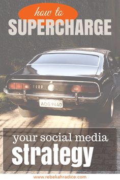 How to Supercharge Your Social Media Marketing Strategy