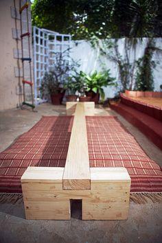DIY Wooden Balance Beam | Balance Beam, Beams and Gross Motor
