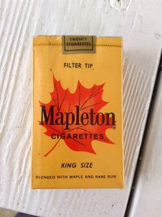 History's Dumpster: Forgotten Cigarette Brands Part II
