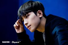 Wonwoo by Naver x Dispatch