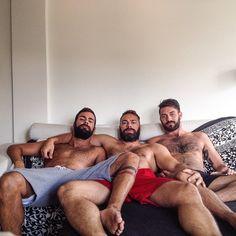 hipster Gay naked