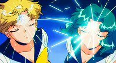 Sailor moon R Sailor Moon Crystal, Cristal Sailor Moon, Sailor Moon Gif, Sailor Neptune, Sailor Uranus, Illustration Manga, Illustrations, Moon Sketches, Sailor Moon Aesthetic