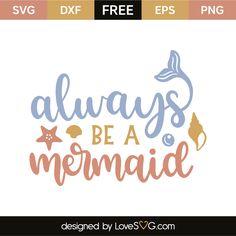 Mermaid Font, Mermaid Quotes, Mermaid Prints, Mermaid Wallpapers, Cricut Vinyl, Cricut Air, Free Svg Cut Files, Silhouette Cameo Projects, Brush Lettering