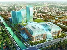 Timişoara devine magnet pentru mall-uri: israelienii de la Plaza ... 2 Photos, Burj Khalifa, Romania, Mall, Architecture, Building, Travel, News, Arquitetura