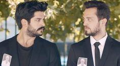 #vizyondakiler Burak Özçivit ve Murat Boz İkili Geldi  www.gundemdehaber.com