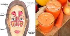 ALLEVIATE NASAL CONGESTION AND REDUCE SNORING WITH THIS EFFECTIVE JUICE