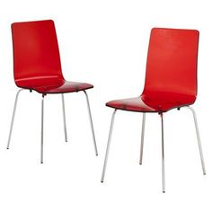 My kitchen chairs will look like this after I spray paint them.