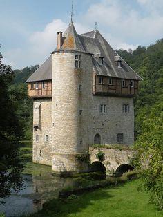 Château de Crupet  Namur