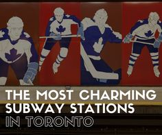 We've put together a collection of the most #striking and #charming #TTC #subway #stations in #Toronto, so next time you find yourself standing in any of them, look around and you'll be amazed to find that you're actually standing in #beautiful, #unconventional #art #galleries !