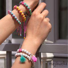 #majãwelia #summer2016 #bracelets #shop_online ✌🏼️☀️💕🌾
