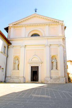 Chiesa dell`Addolorata - Norcia