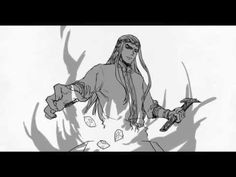 Feanorian-The Silmarillion Fan-made Animation - YouTube