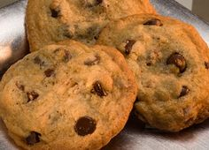 Romantic Monday CHEWY MILK CHOCOLATE CHIP COOKIES   107.5 WBLS - Your #1 Source for R&B