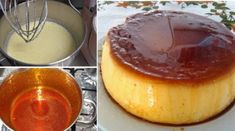 Burnt Sugar Cream - The Dessert That Millions Will Love! Burnt Sugar, Hungarian Recipes, Creme, Sweet Tooth, Recipies, Cheesecake, Goodies, Food And Drink, Minion