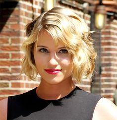 Jennifer Lawrences New Hair