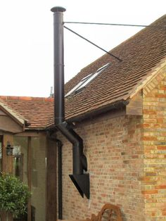 photo gallery of some of our wood burning and multi-fuel stove installations Wood Burning Stove Pipe, Wood Burning Heaters, Wood Stove Chimney, Stove Fireplace, Wood Stove Installation, House Extension Design, Extension Ideas, Pergola Plans, Outdoor Pergola