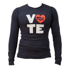 Love To Vote Thermal!!