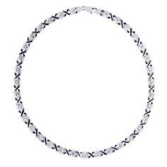 Sterling Silver: Diamond-Cut Xo Bracelet - 8 Inch - JewelryWeb JewelryWeb. $98.90. Save 50% Off!