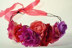 Tocados para invitadas con mucho estilo #boda #invitadas #complementos