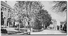 De Beilerstraat in het begin van de negentiende eeuw.