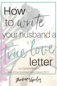 How I Encourage My Husband | Guest Post http://shannongeurin.com/how-i-encourage-my-husband-guest-post/
