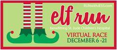 Run with Jess: The #ElfRun - Virtual Race