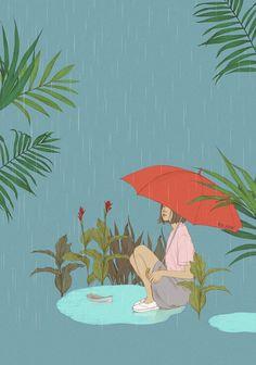 장마라고 반가운 비가 내려 분위기좀 타려고 했더니 너무 짧았어요^^;; 장마 아닌것같아요ㅠㅠ 창문 열어놓으면 비올때의 냄새랑 비내리는 소리가 좋아 음악을 틀지 않아도 너무나 좋은데.....